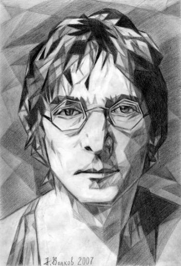 John Lennon por volkov